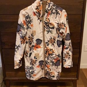 Tropical Patterned Jacket